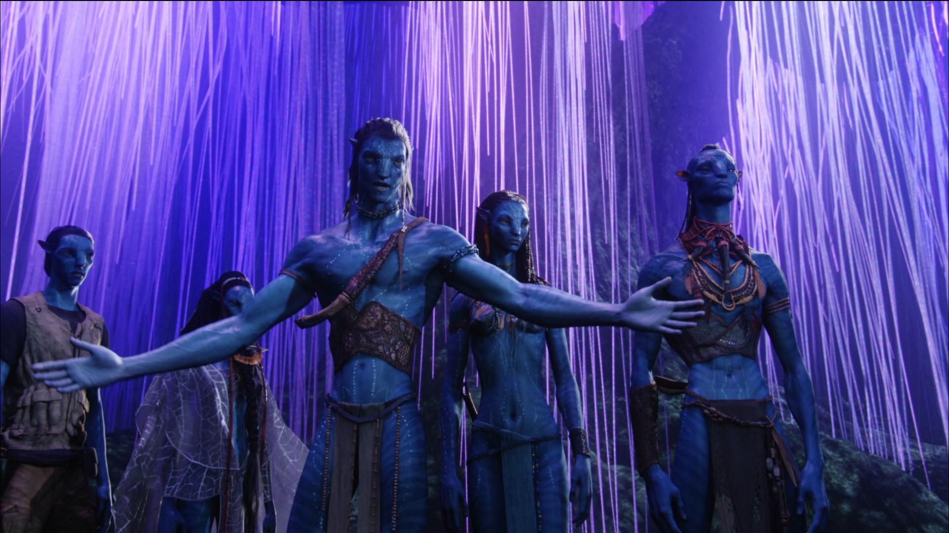 Дэвид Тьюлис сыграл на'ви всиквеле «Аватара»