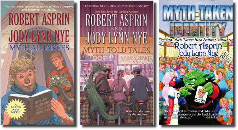 МИФы: энциклопедия вселенной Роберта Асприна 14