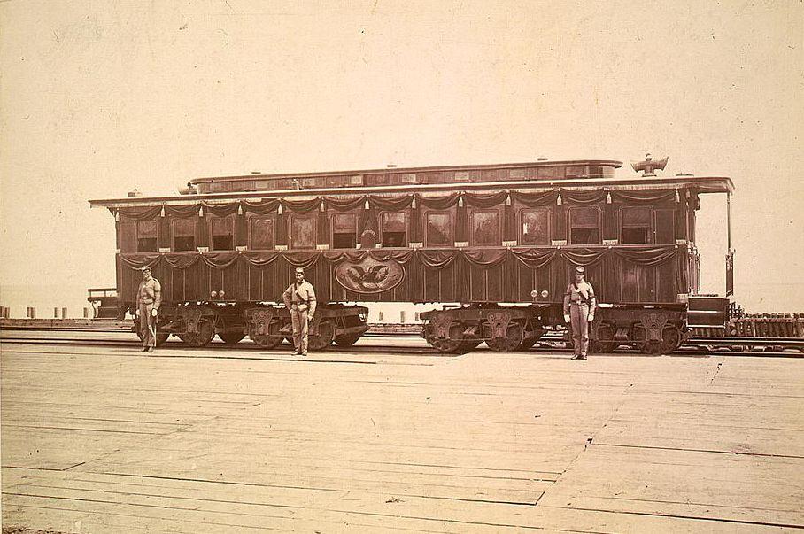Поезда-призраки: городские легенды 4
