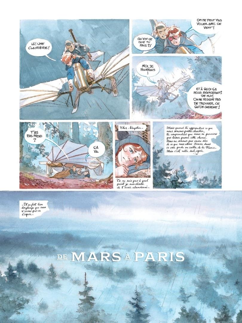 Арт: первые кадры пятого тома «Звёздного замка» Алекса Алиса 10