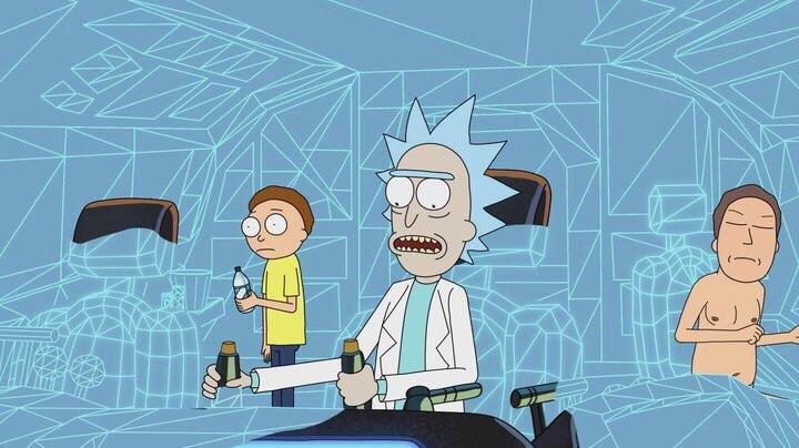 Читаем книгу: «Рик и Морти»: Жизнь в симуляции, работающей на 5%? 5