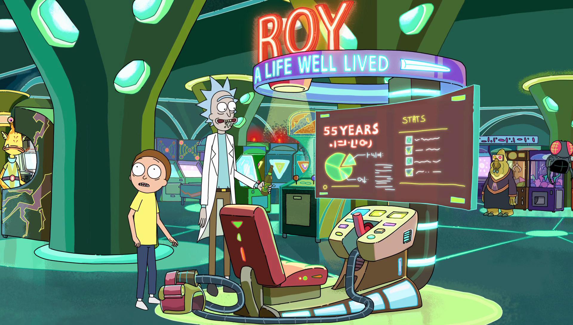 Читаем книгу: «Рик и Морти»: Жизнь в симуляции, работающей на 5%? 6