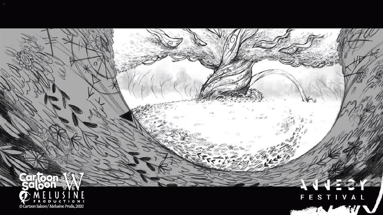 Арт: концепты к мультфильму «Волки-перевёртыши» Томма Мура 3