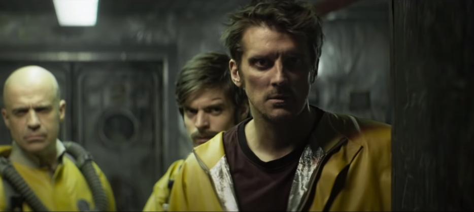 Тизер-трейлер российского триллера «Кольская сверхглубокая»
