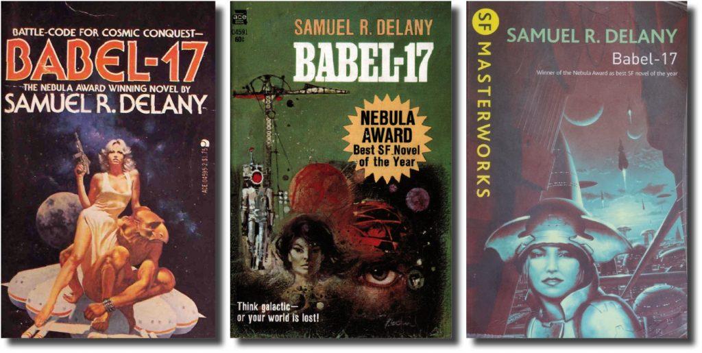 Читаем книгу: Сэмюел Дилэни «Вавилон-17» 2
