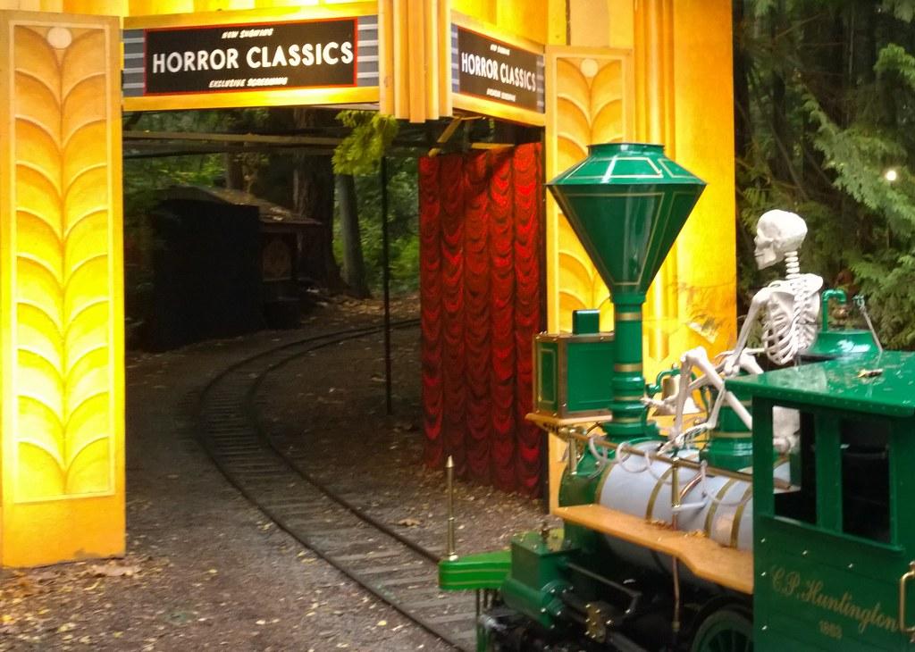 Поезда-призраки: городские легенды 9