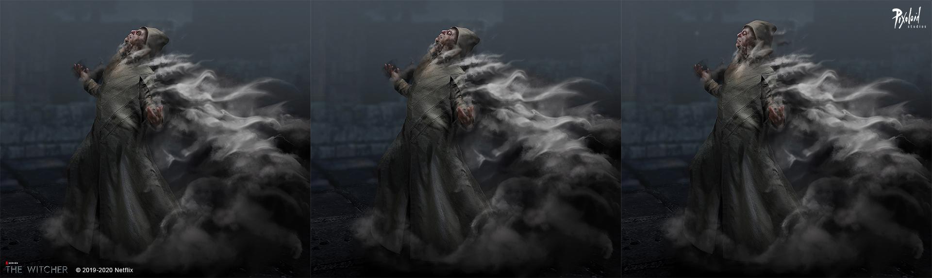 Концепт-арт «Ведьмака»: эльфы-азиты и доспехи Нильфгаарда 8