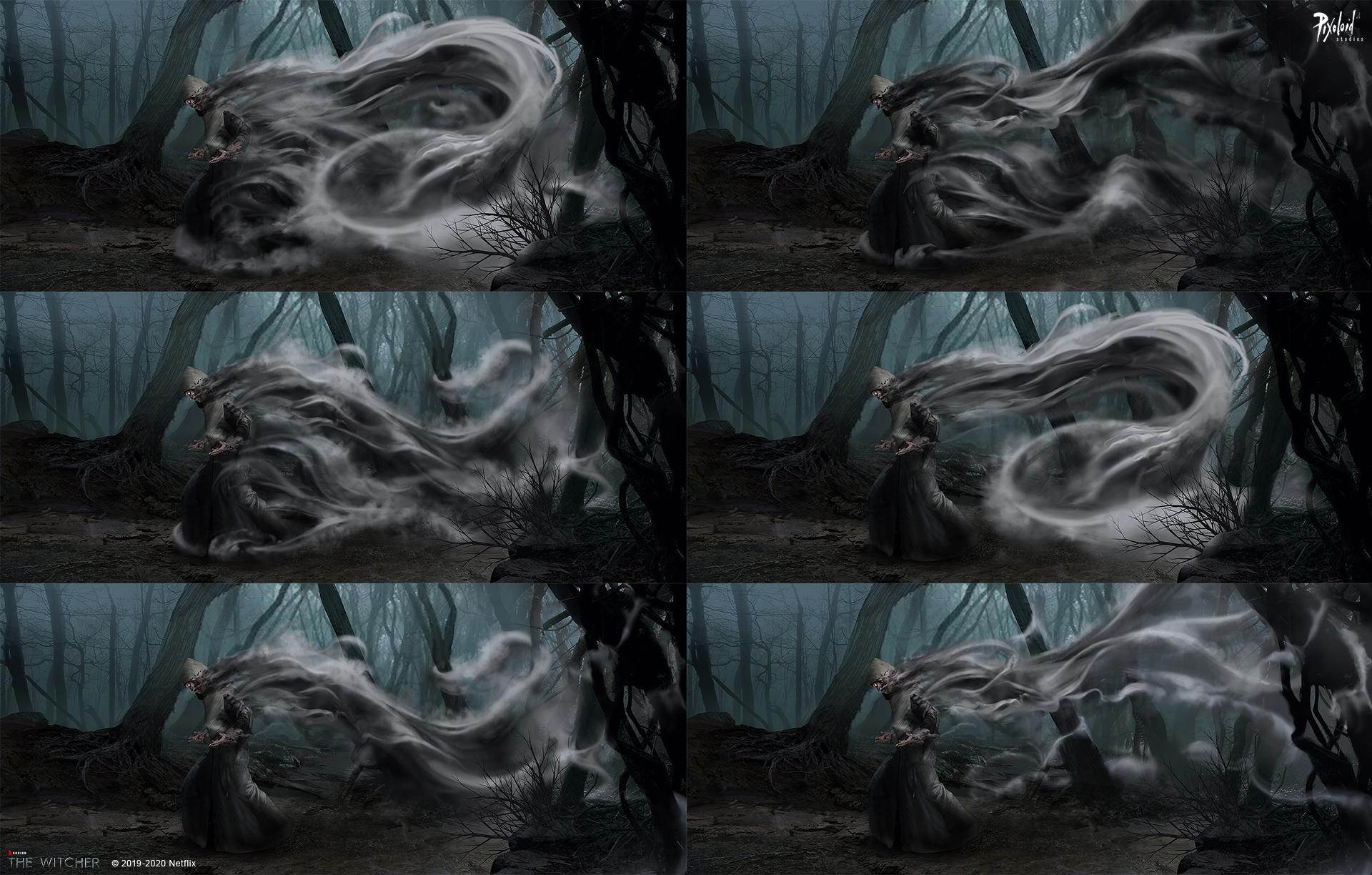 Концепт-арт «Ведьмака»: эльфы-азиты и доспехи Нильфгаарда 9
