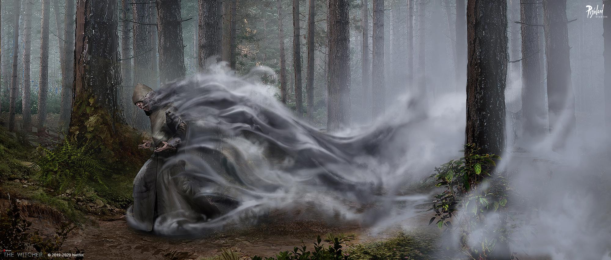 Концепт-арт «Ведьмака»: эльфы-азиты и доспехи Нильфгаарда 10