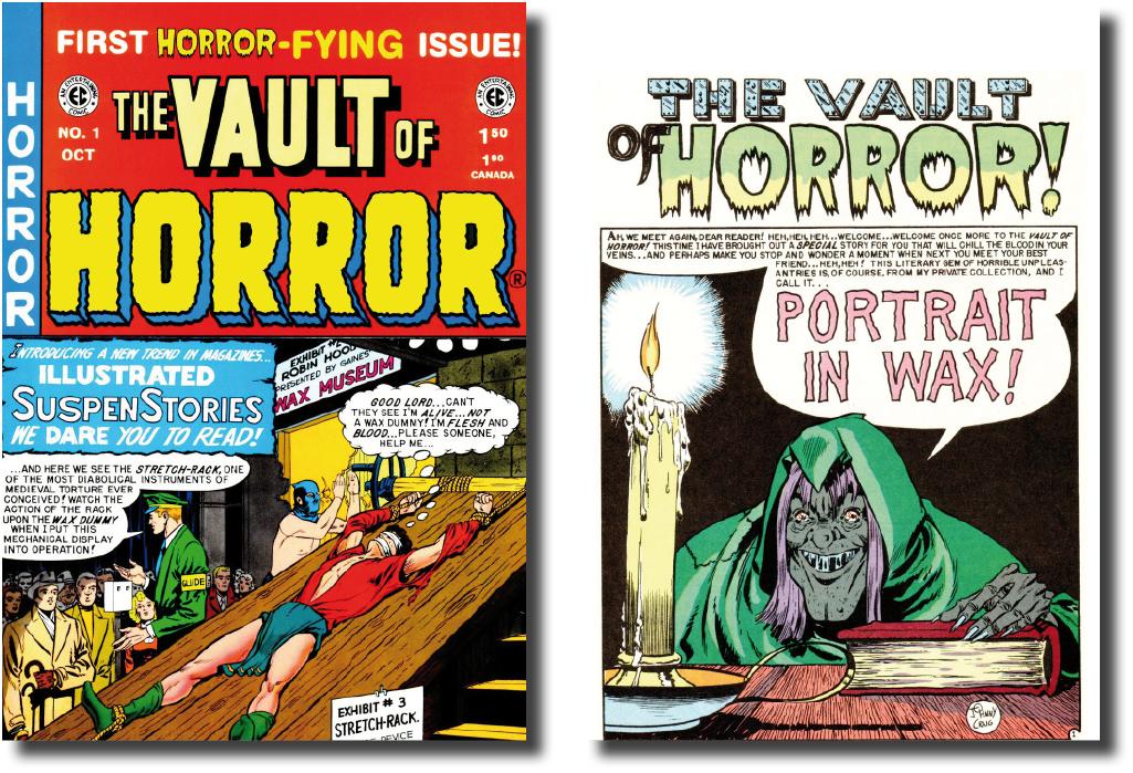 Хоррор-антологии комиксов: от классических монстров к их переосмыслению 3