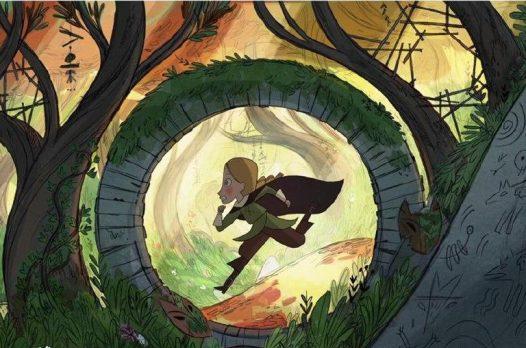 Арт: концепты к мультфильму «Волки-перевёртыши» Томма Мура 7