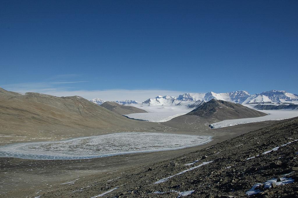 Ледниковые периоды Земли — прошлые и будущие 14