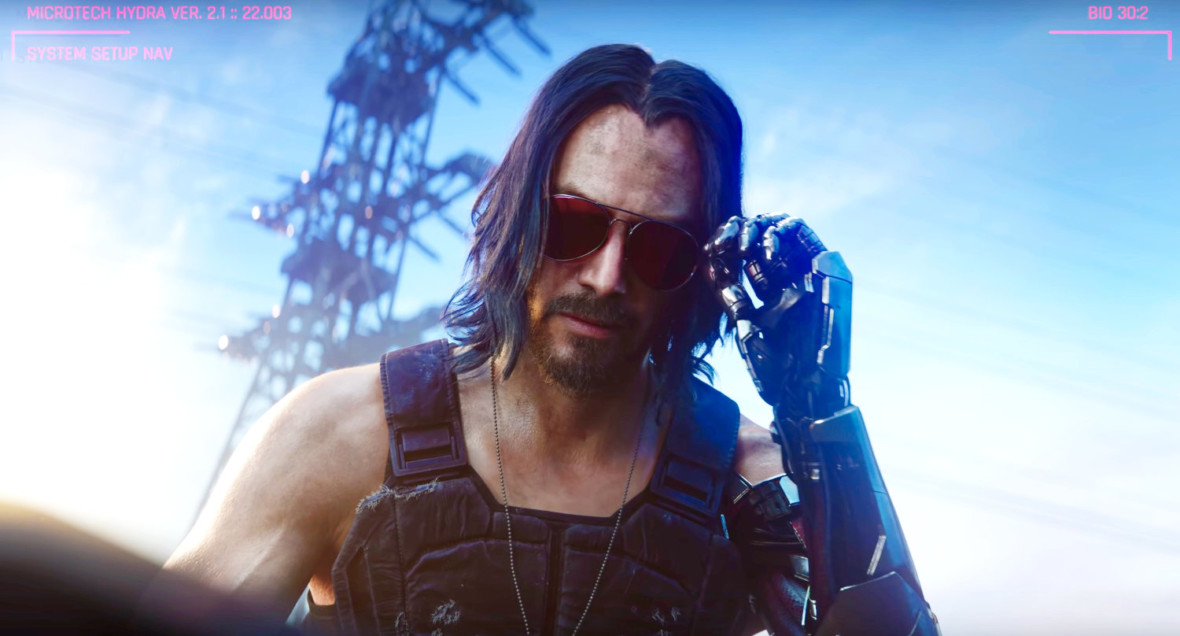 В Cyberpunk 2077 хакеры смогут призывать фэнтези-существ в киберпространстве — идругие детали