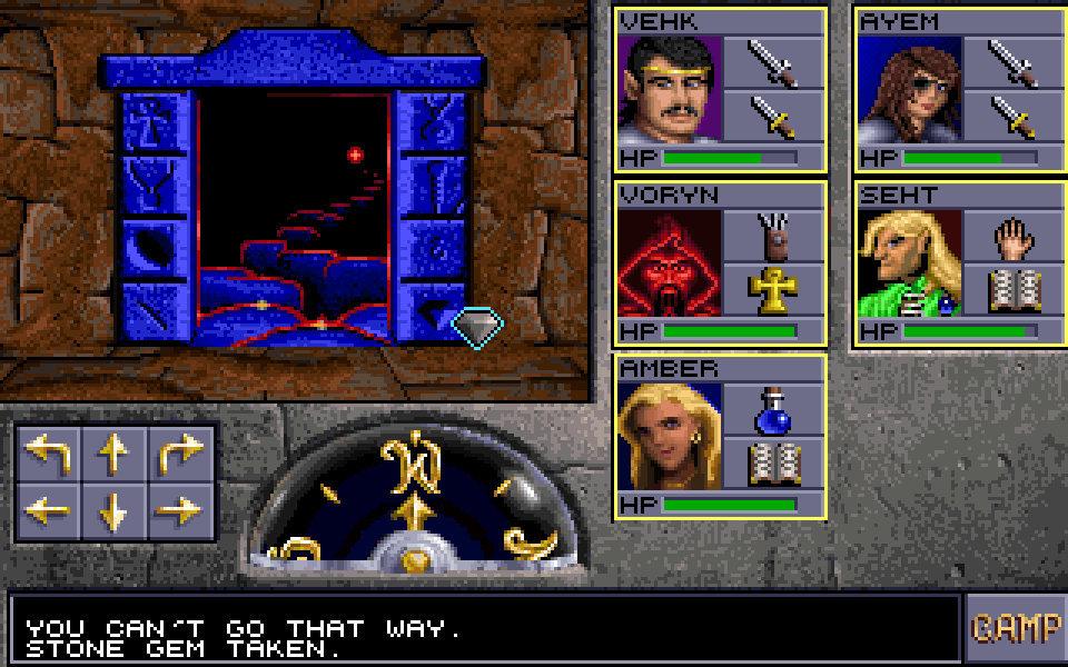 Раздача: трилогия ретро-RPG Eye of the Beholder в рамках распродажи D&D-игр 1