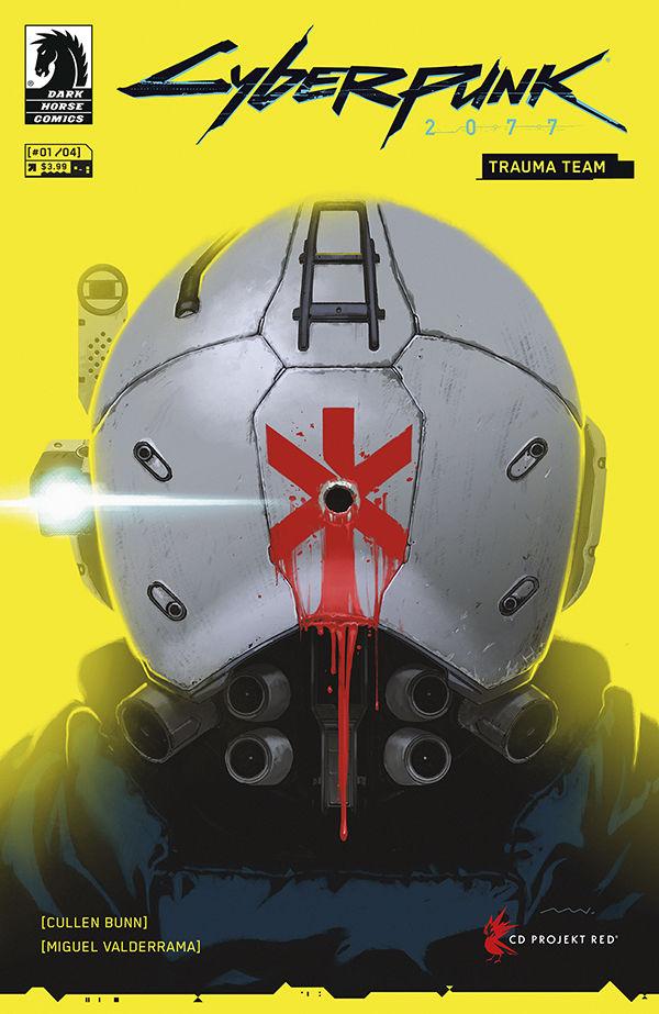 Издательство Dark Horse анонсировало комиксы по Cyberpunk 2077