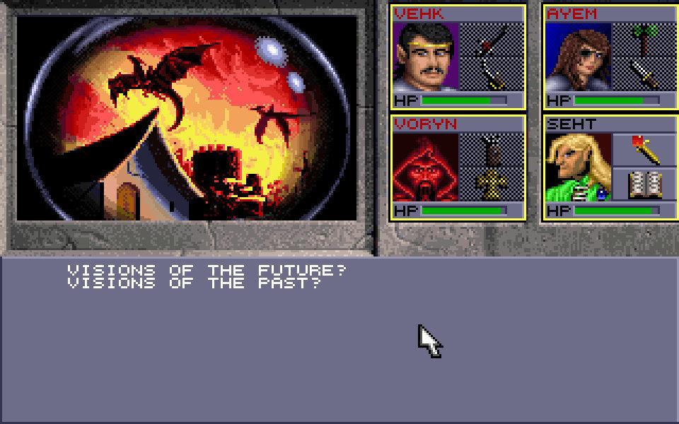 Раздача: трилогия ретро-RPG Eye of the Beholder в рамках распродажи D&D-игр