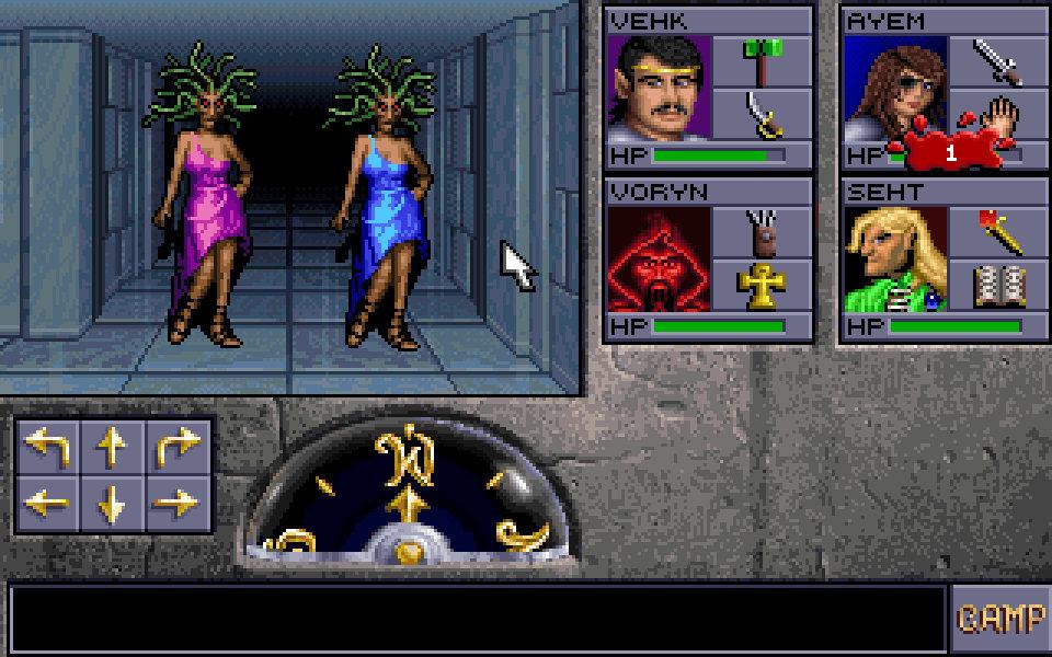 Раздача: трилогия ретро-RPG Eye of the Beholder в рамках распродажи D&D-игр 4
