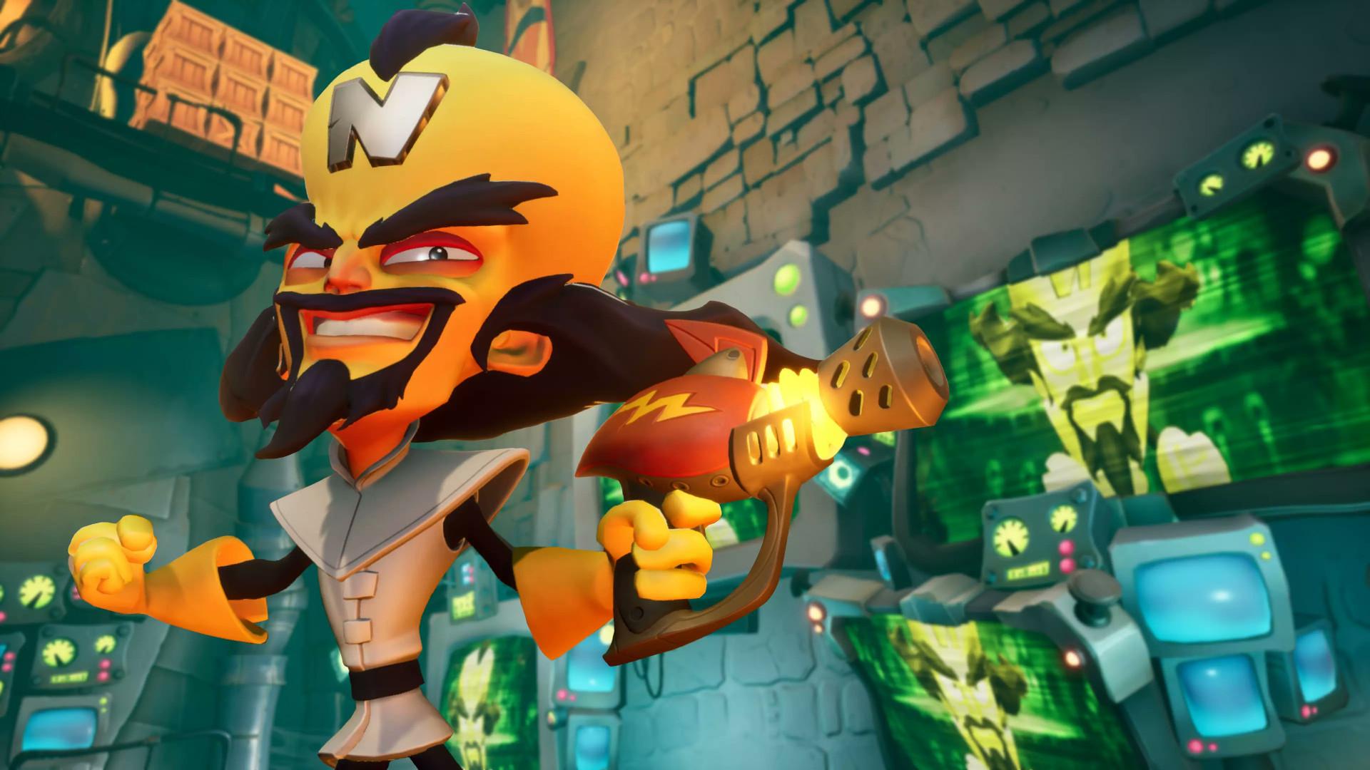 Трейлер Crash Bandicoot 4: It's About Time — игра выйдет 2 октября 3