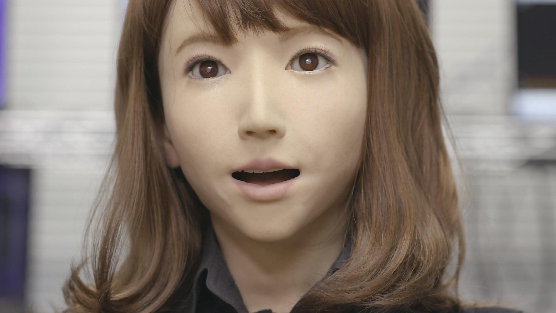 Робот-девушка сыграет главную роль в фантастическом фильме