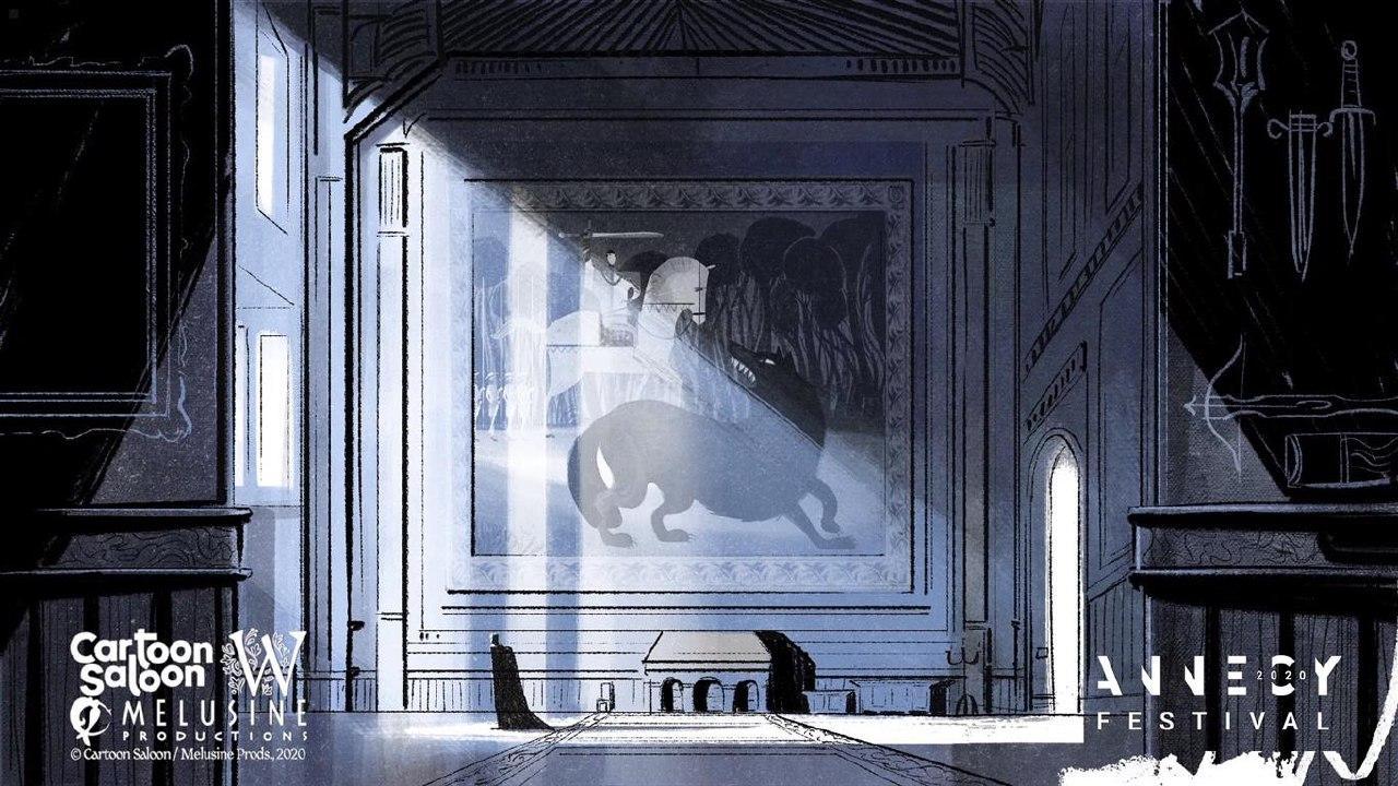 Арт: концепты к мультфильму «Волки-перевёртыши» Томма Мура 1
