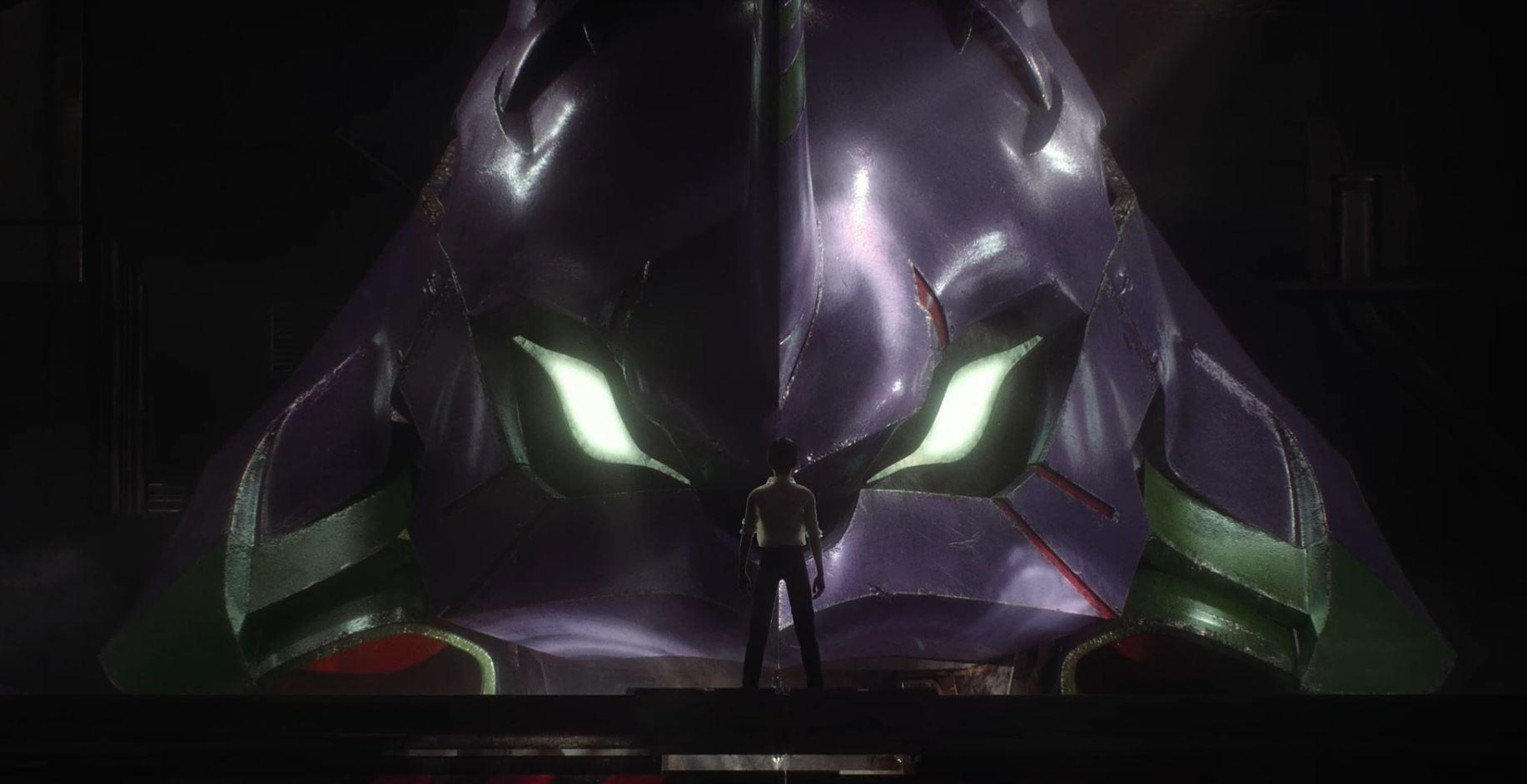 Короткометражка: Evangelion: It Can (not) Be True.