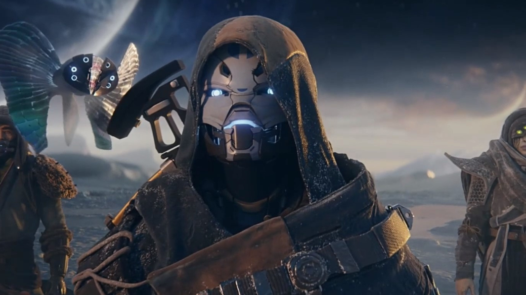 Bungie анонсировала сразу три дополнения для Destiny 2 2
