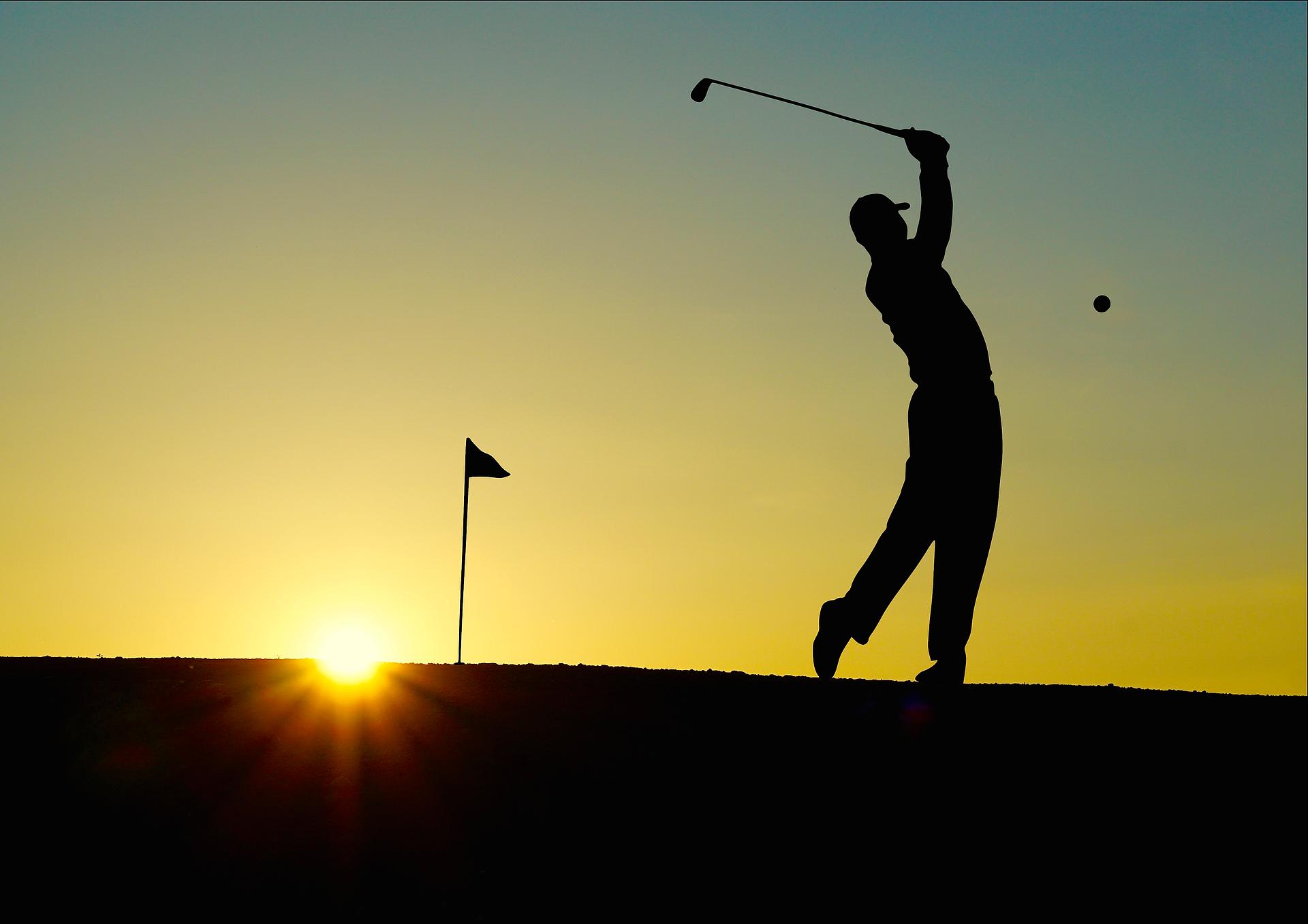 Юлия Рыженкова «Четвёртое правило гольфа»