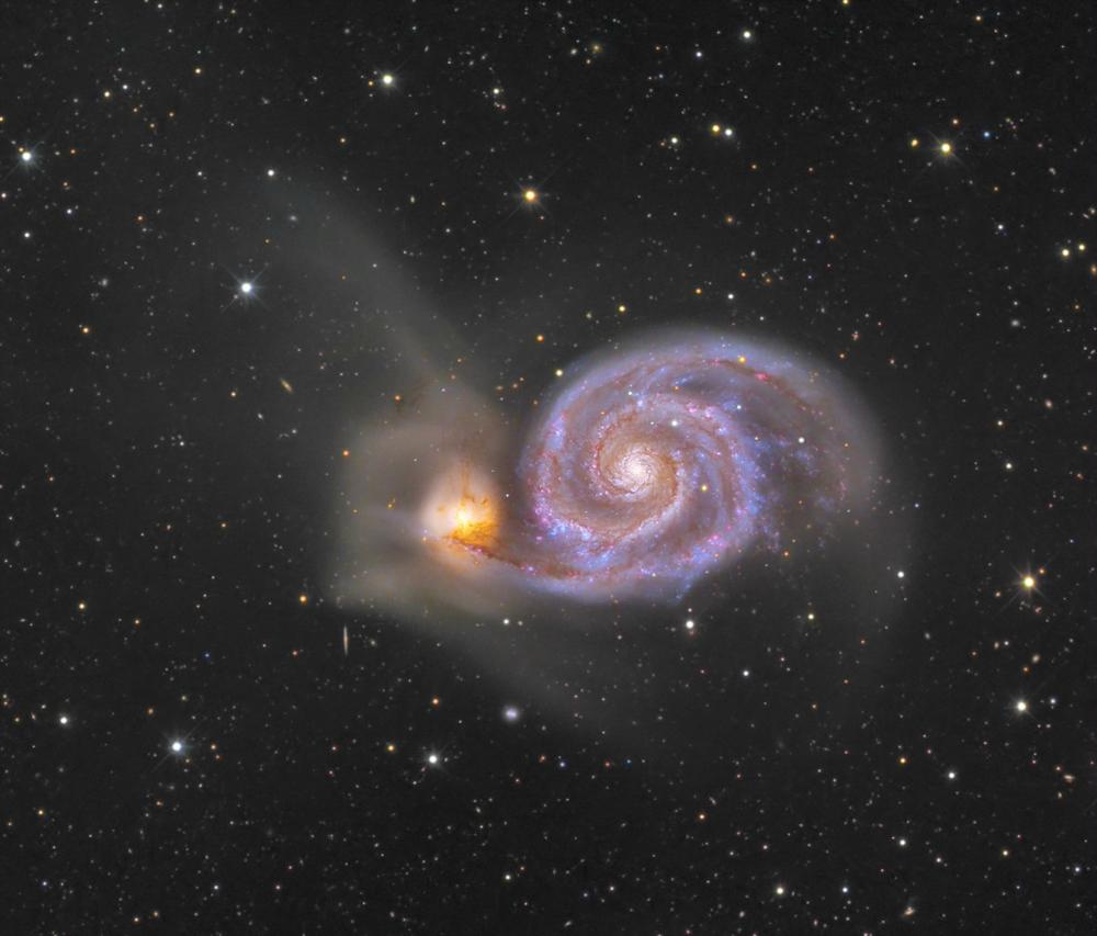 Галактики: какие бывают виды 28