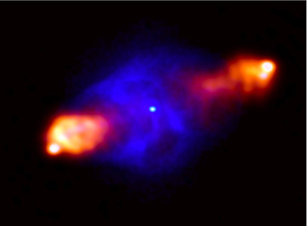 Галактики: какие бывают виды 1