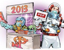 Публикуем PDF «Мира фантастики» за2013год