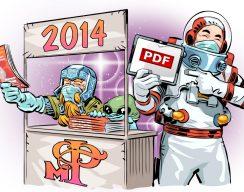 Публикуем PDF «Мира фантастики» за2014год