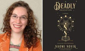 Universal приобрела права набудущий цикл Наоми Новик протёмную школу магии