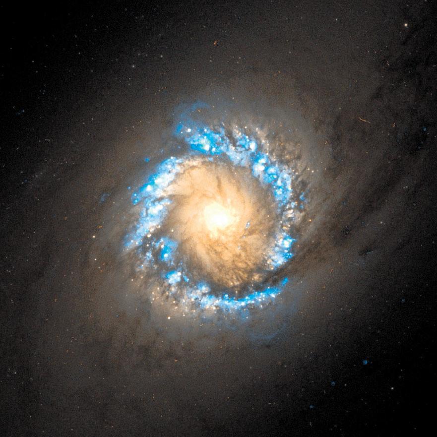 Галактики: какие бывают виды 8