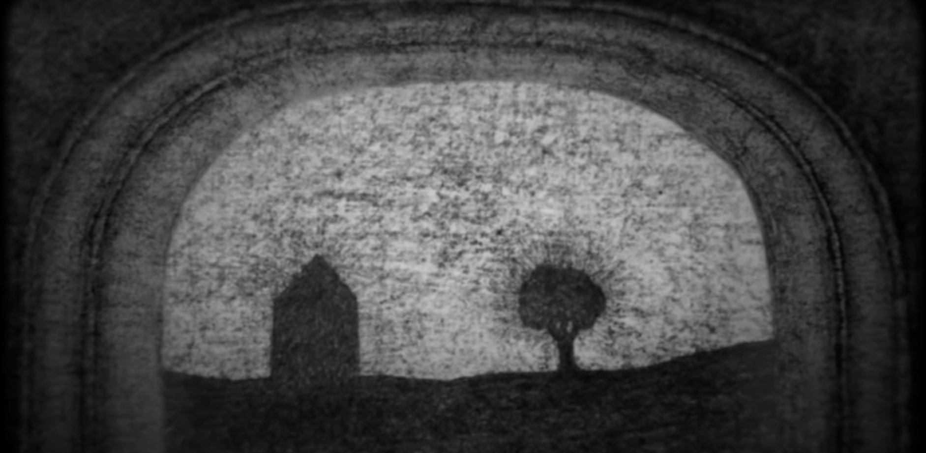 Короткометражка: Fire (Pozar) Дэвида Линча. Кассетное кино сатмосферой тревожности