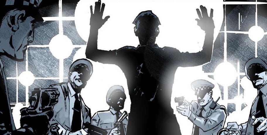 THR опубликовал первую главу комикса Dark One Брендона Сандерсона