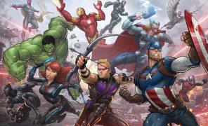10 минут геймплея отмененной игры по «Мстителям» с видом от первого лица