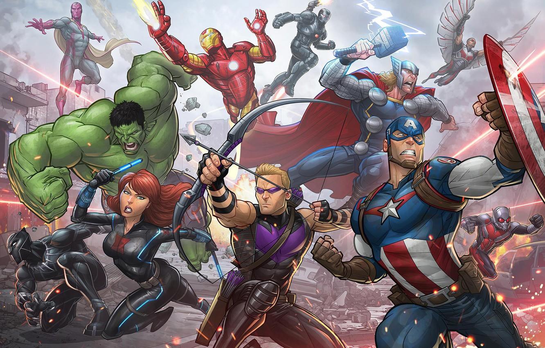 10 минут геймплея отмененной игры по «Мстителям» — с видом от первого лица 1