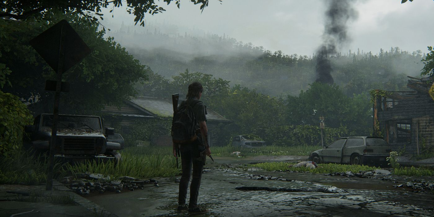 Naughty Dog выложила тонну концепт-артов и скетчей The Last of Us: Part II