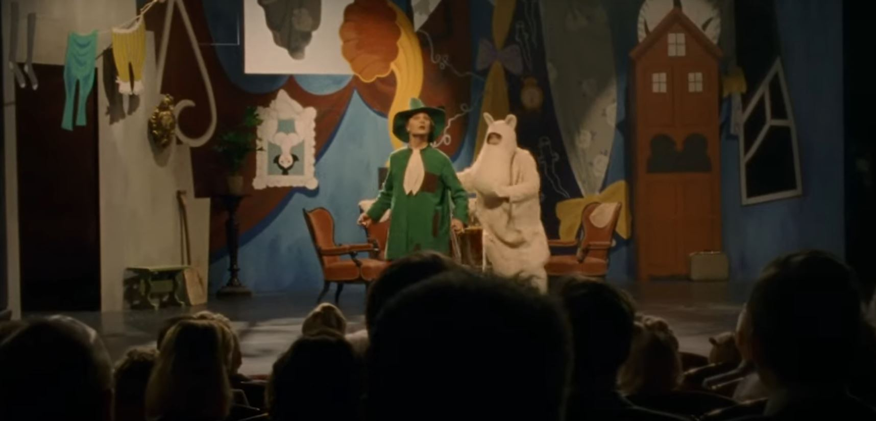 Первый трейлер «Туве» — фильма проТуве Янссон, создательницу муми-троллей