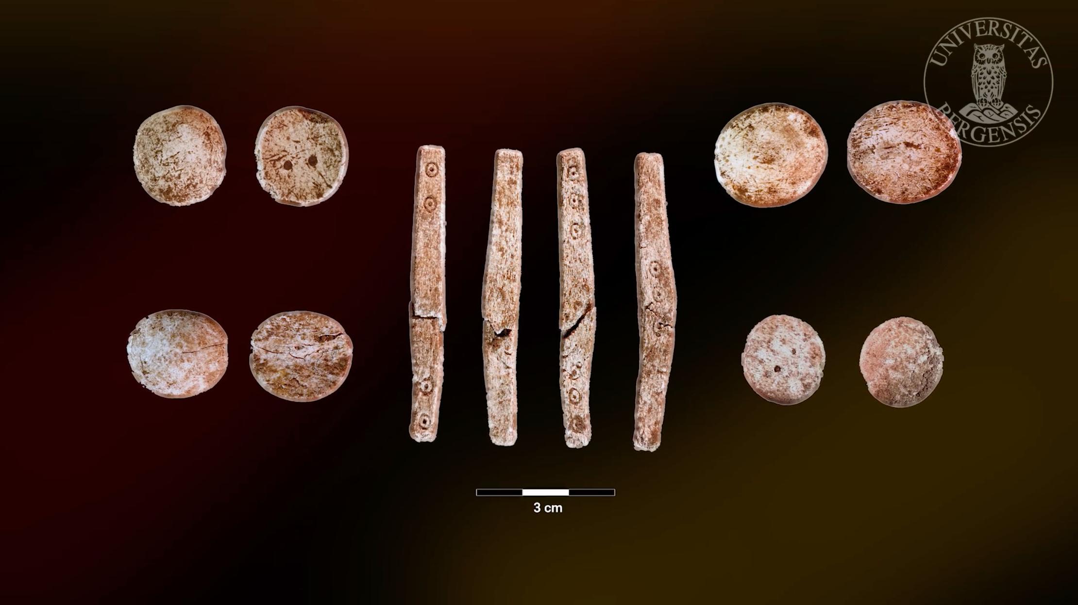 ВНорвегии нашли фрагменты настольной игры 1700-летней давности