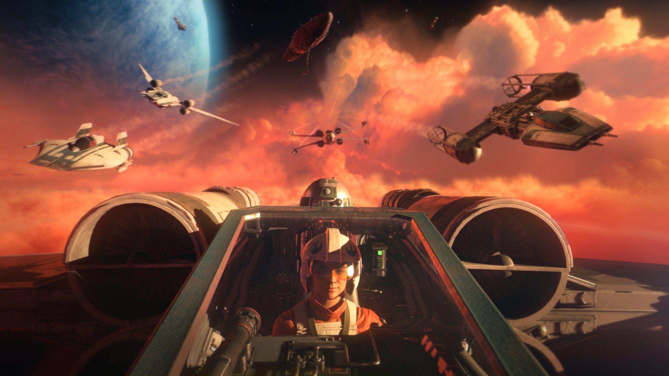 Геймплей и подробности Star Wars: Squadrons 5