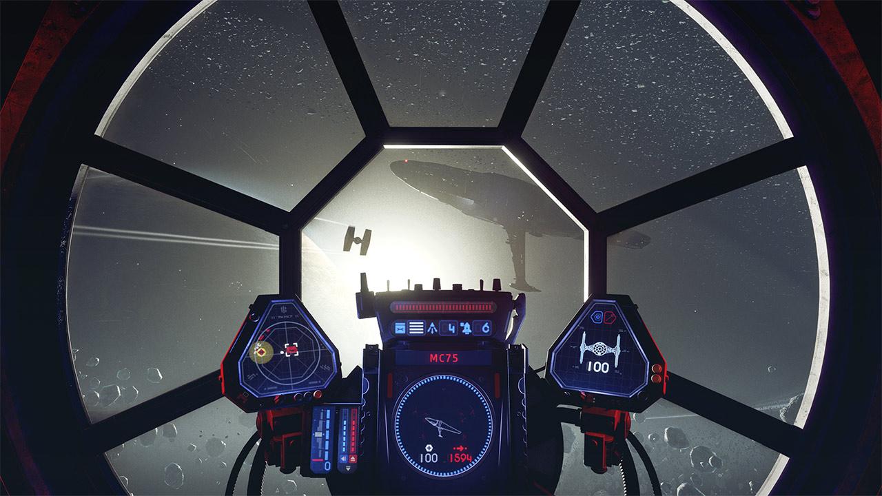 Геймплей и подробности Star Wars: Squadrons 6