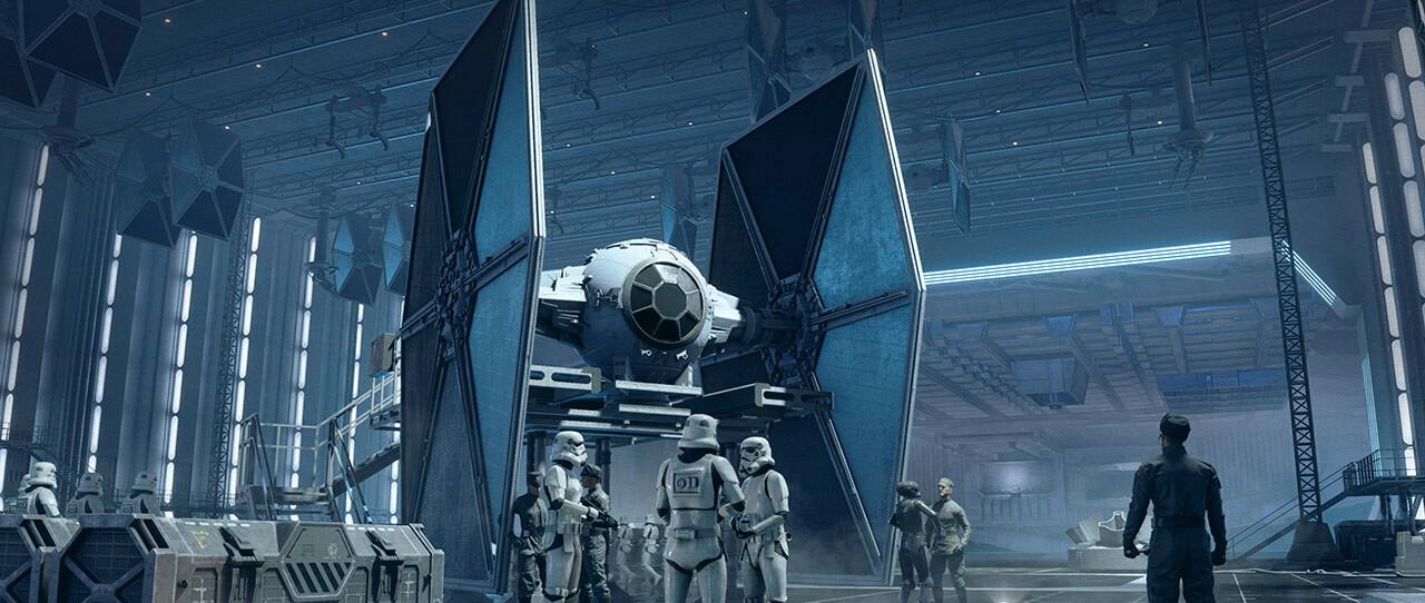 Геймплей и подробности Star Wars: Squadrons 8