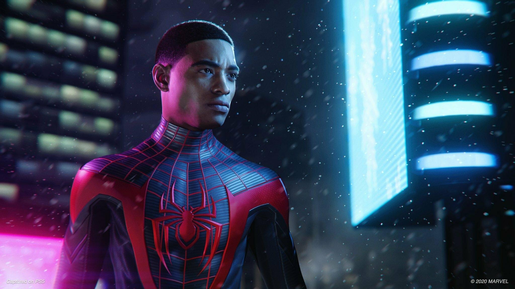 Кадры изновых Spider-Man, Horizon, Ratchet & Clank и ремейка Demon's Souls 1