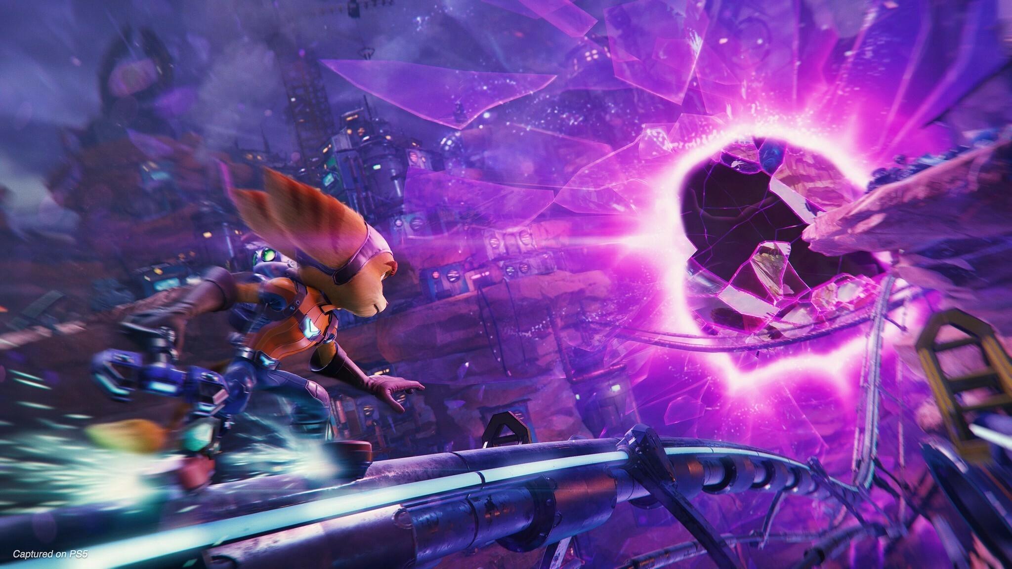 Кадры изновых Spider-Man, Horizon, Ratchet & Clank и ремейка Demon's Souls 20