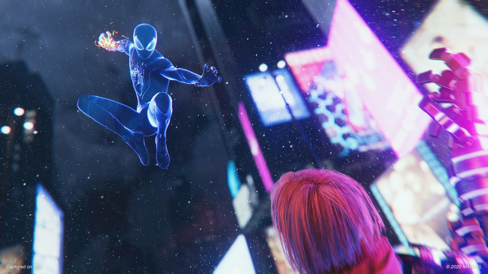 Кадры изновых Spider-Man, Horizon, Ratchet & Clank и ремейка Demon's Souls 3