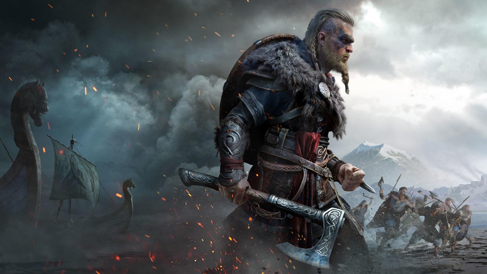 Утечка: 30 минут геймплея изAssassin's Creed Valhalla
