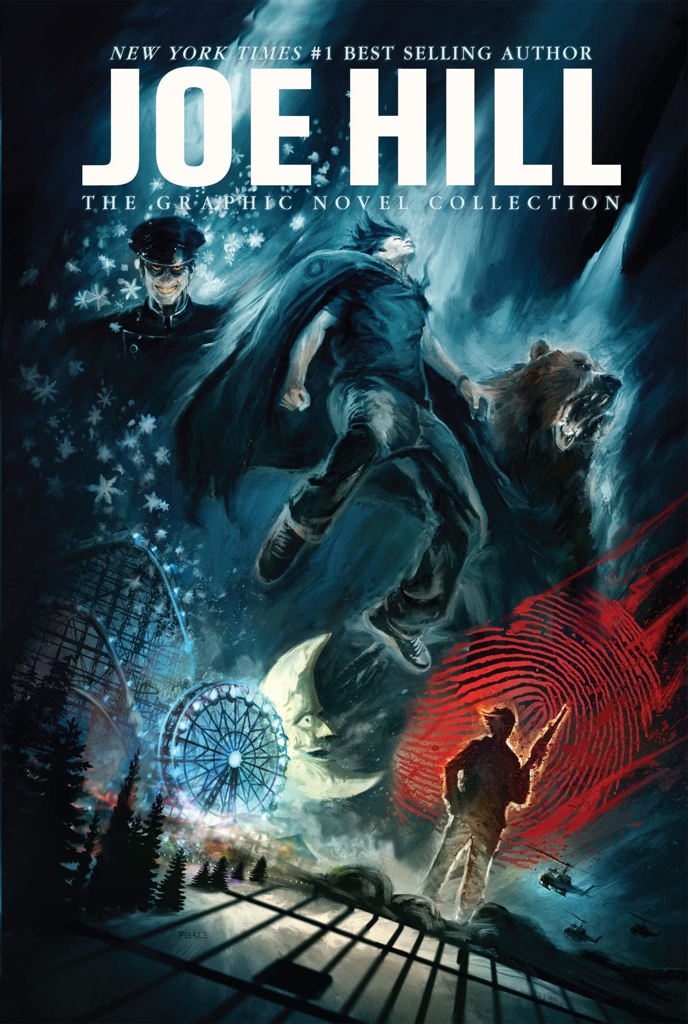 Что почитать: реальный мир Толкина, сценарий «Благих знамений» и сборник комиксов Джо Хилла 6