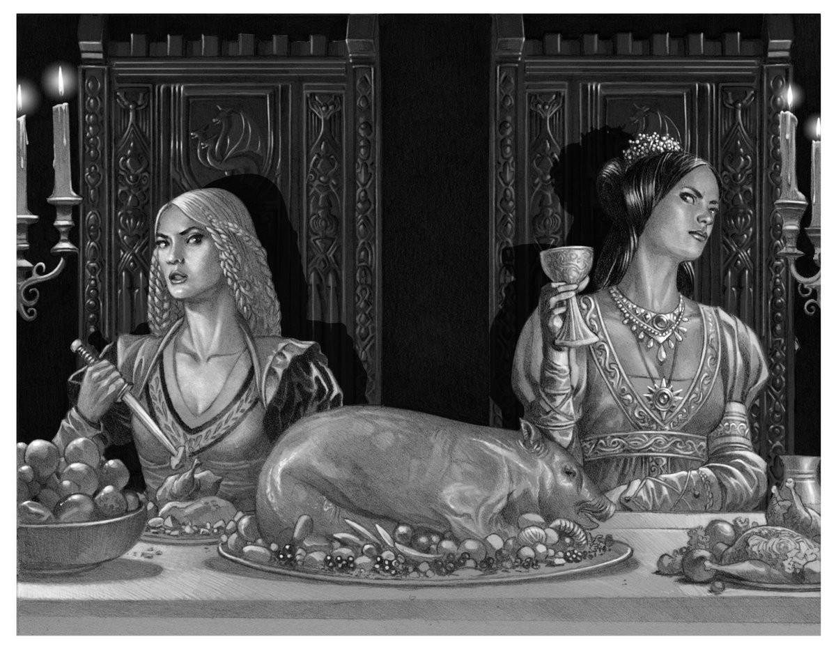 Слух: HBO ищёт актрис нароли Рейниры Таргариен и Алисенты Хайтауэр для приквела «Игры престолов»