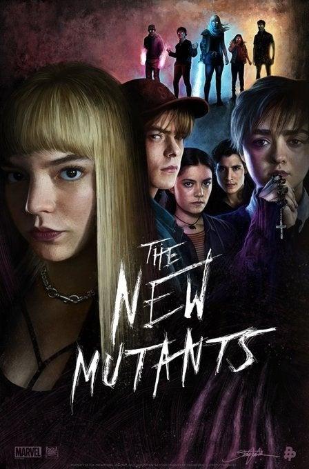 Отрывок и постеры «Новых мутантов» — фильм всё ещё запланирован на28 августа 4
